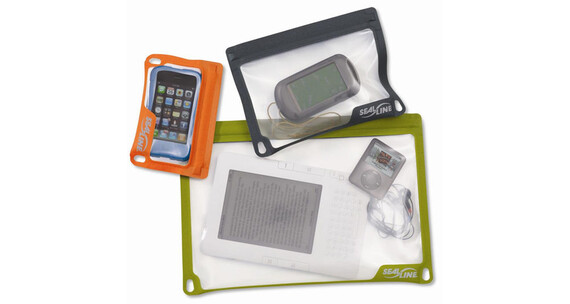 SealLine Electronic Case Large Grå